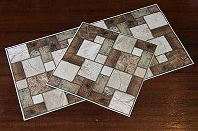 How Do You Cover Up Old Tiles What